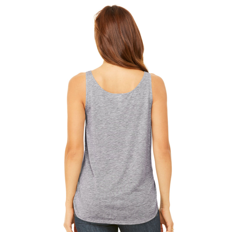 Big & Tall Popeye Strong to the Finish Women's Flowy Tank