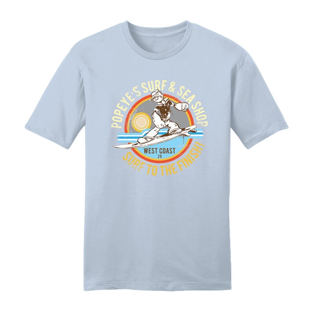 Big & Tall Comic Con Exclusive Popeye Surf & Sea Shop T-Shirt