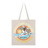 Blondie Kiss Design Tote