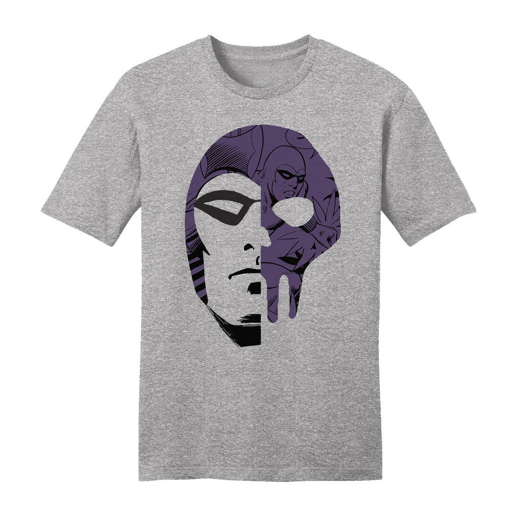 Big & Tall Comic Con Exclusive The Phantom Half Skull Men T-Shirt