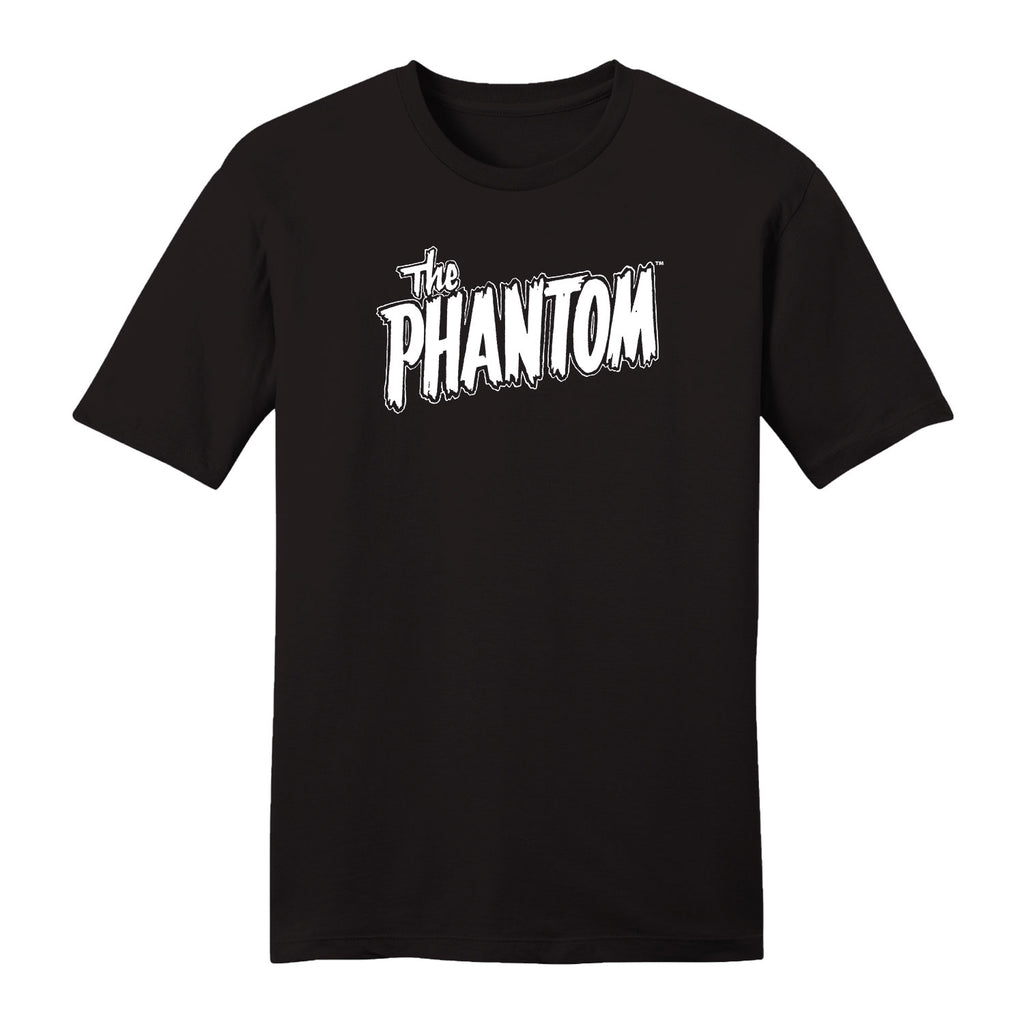 The Phantom Logo T-Shirt - Black