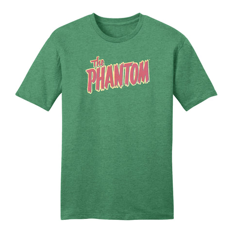 The Phantom Logo Cropped T-Shirt Black