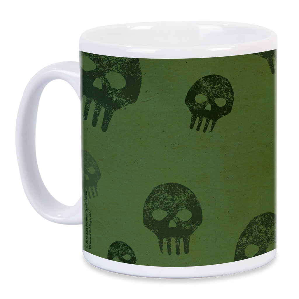 The Phantom Skulls Mug