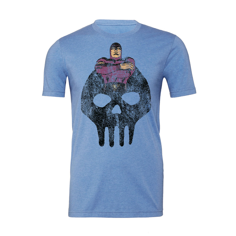 The Phantom The Ghost Who Walks Kids' T-Shirt Heather Blue