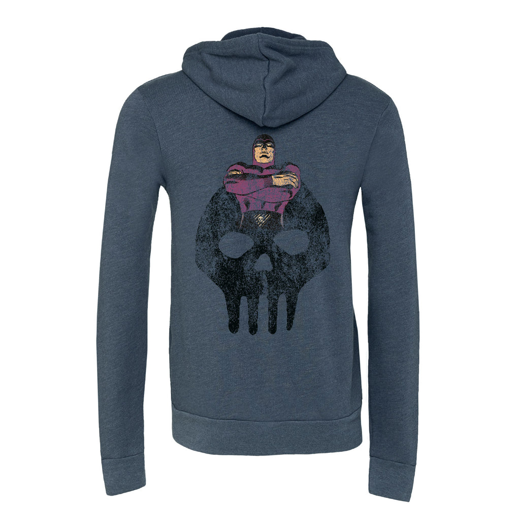 The Phantom The Ghost Who Walks Zip Up Unisex Hoodie