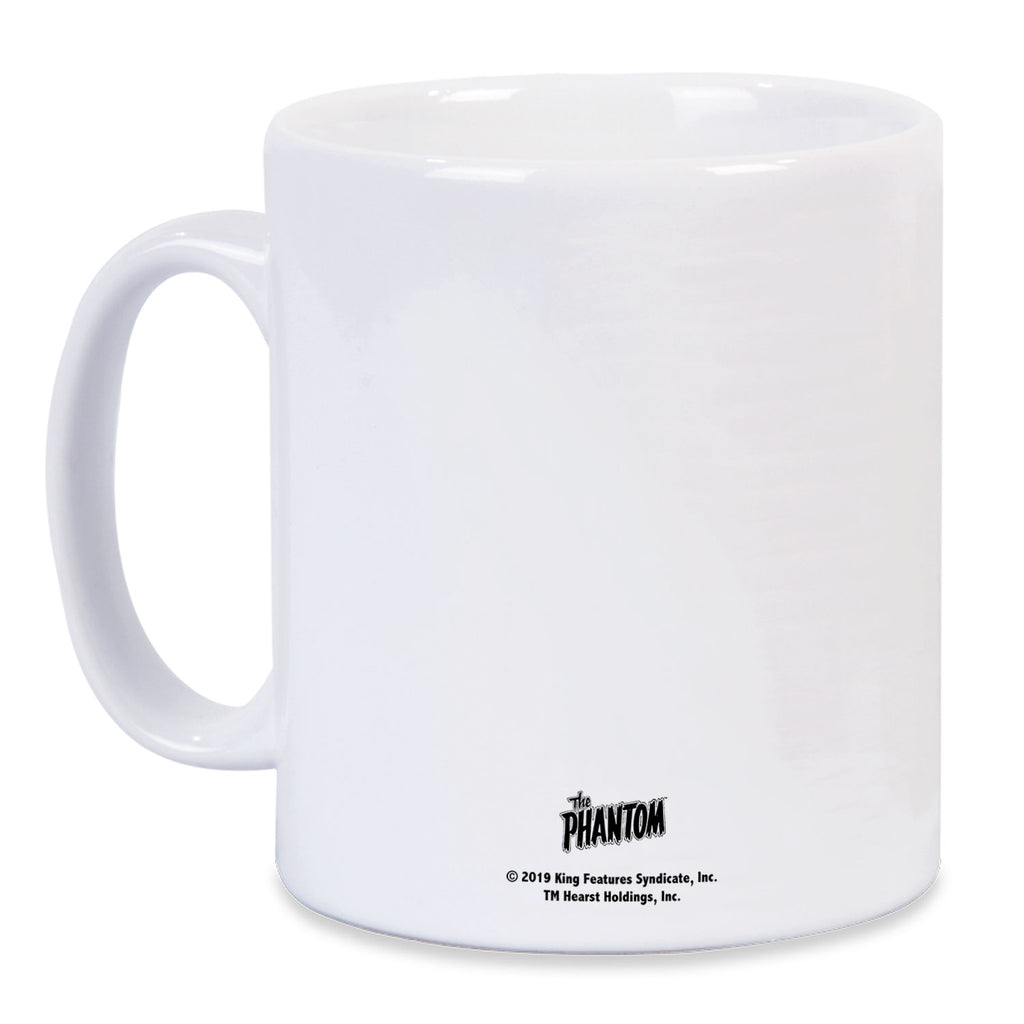 The Phantom Through the Centuries Mug