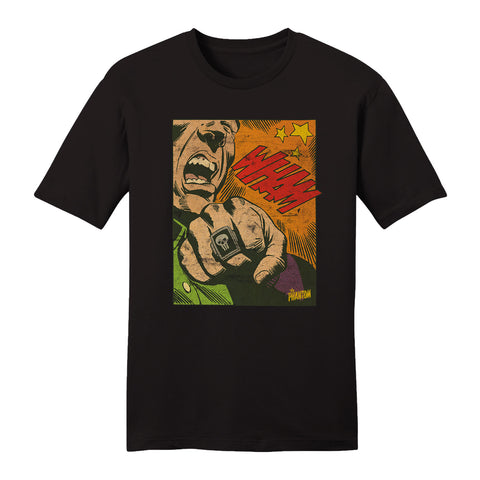 Comic Con Exclusive Flash Gordon Logo Ringer T-Shirt