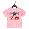 Zits Group T-Shirt Pink