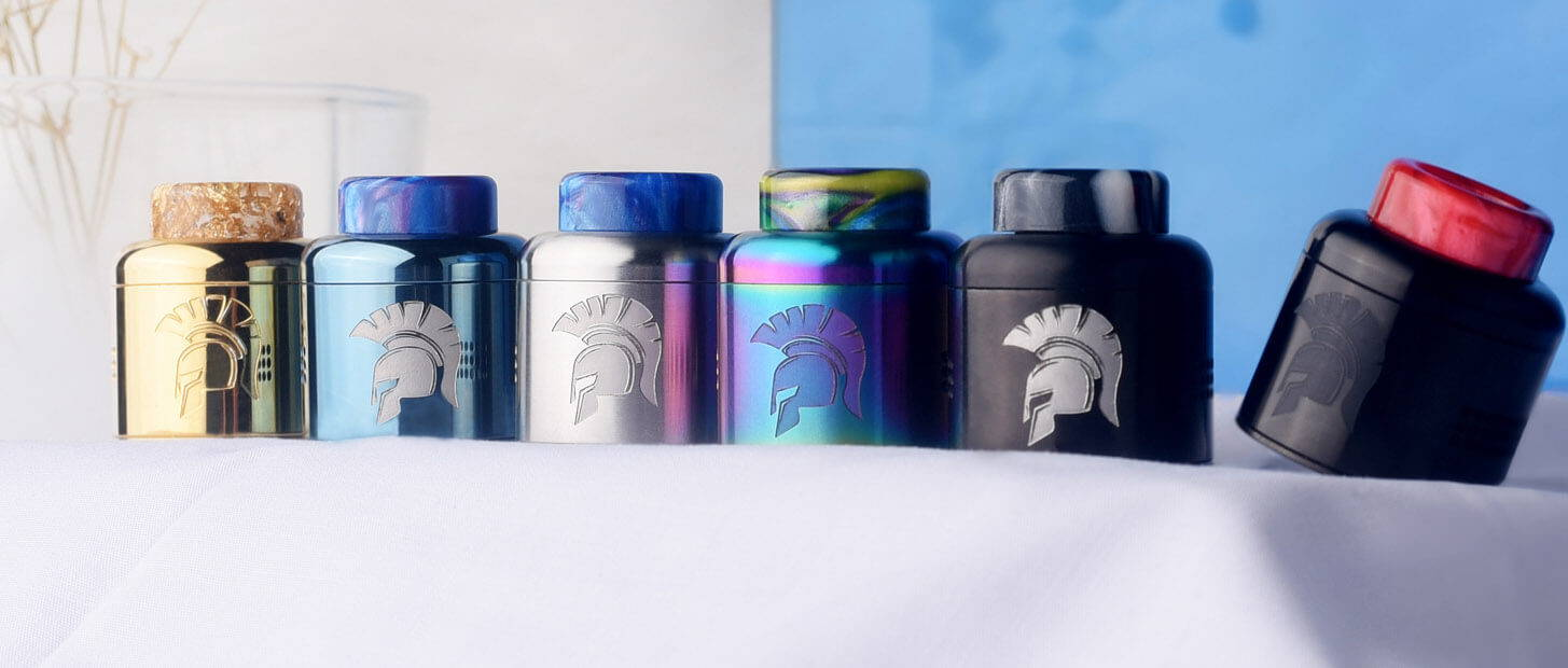 By Builders, For Vapers! - Introducing Wotofo Warrior RDA