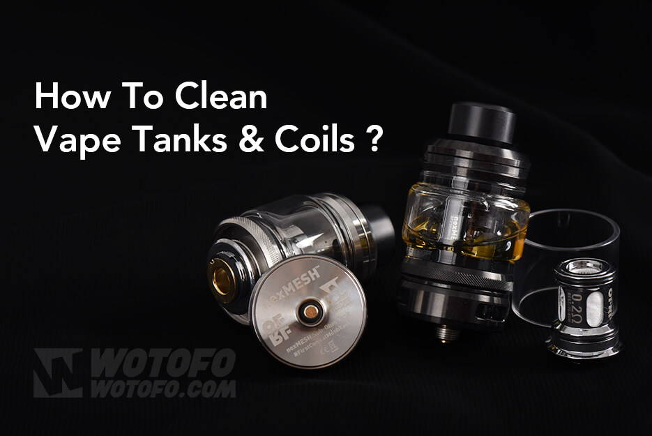 How to clean vape coil and tank