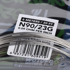Ni90 Competition Wire 23G