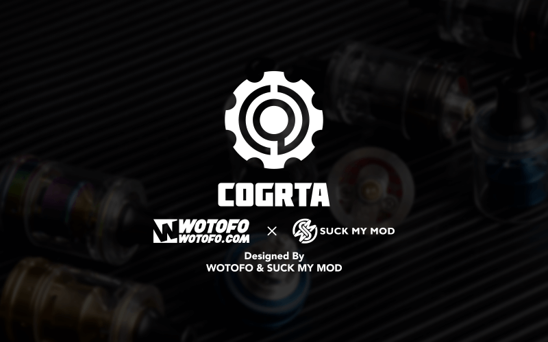 wotofo cog mtl rta remarkable