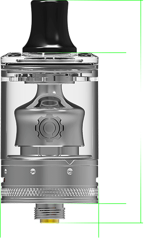 wotofo cog mtl rta specifications