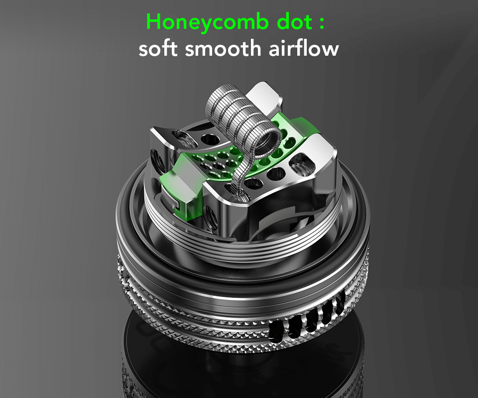 wotofo troll x rta single pc
