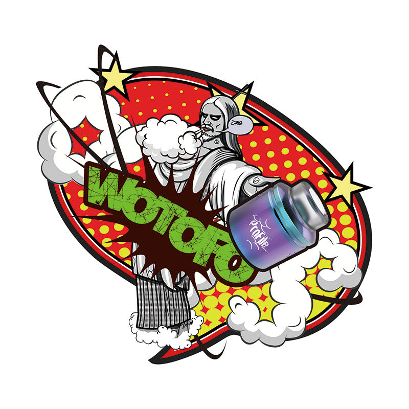 Wotofo Stickers