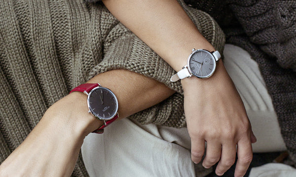 The fashion-focused vegan watch brand from Barcleona