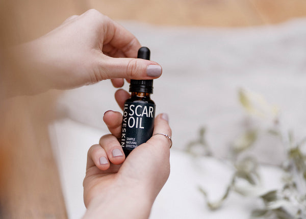 How To Heal A Scar, Naturally