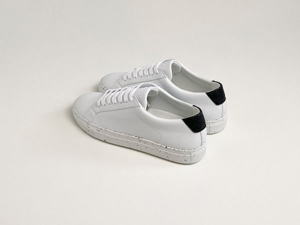 Our Favourite Vegan & Sustainable White Trainers