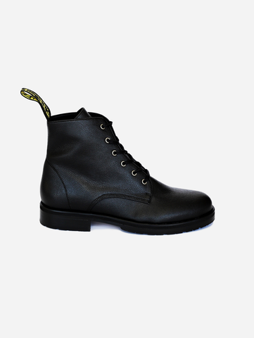 Immaculate Vegan - Good Guys Don't Wear Leather Blaze Apple Leather Ankle Boot