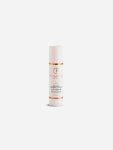 Immaculate Vegan - Clockface Beauty Lip Balm Peppermint