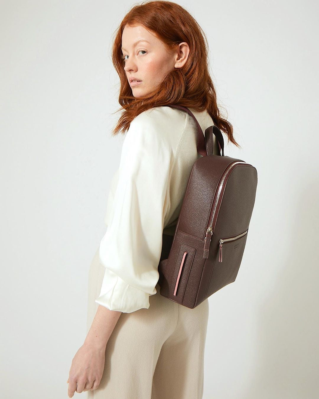 LUXTRA vegan leather bags