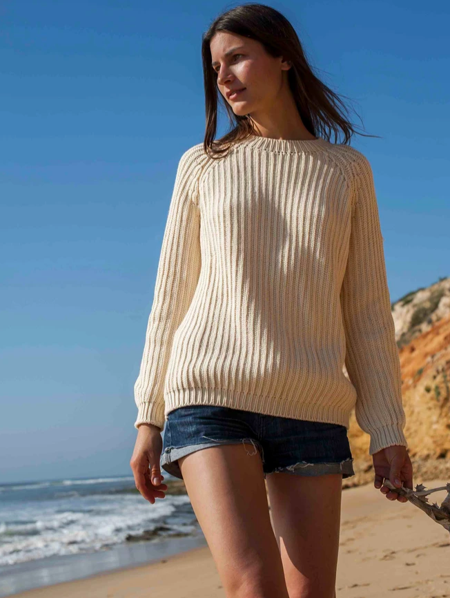 Ethical sustainable knitwear by L'Envers