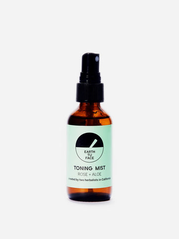 Toning Mist – Rose + Aloe 59ml