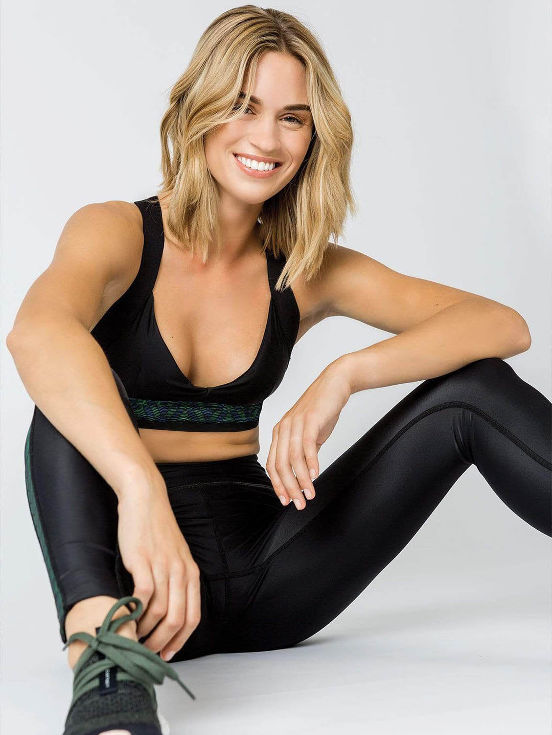 Sustainable ECONYL activewear by pure by luce
