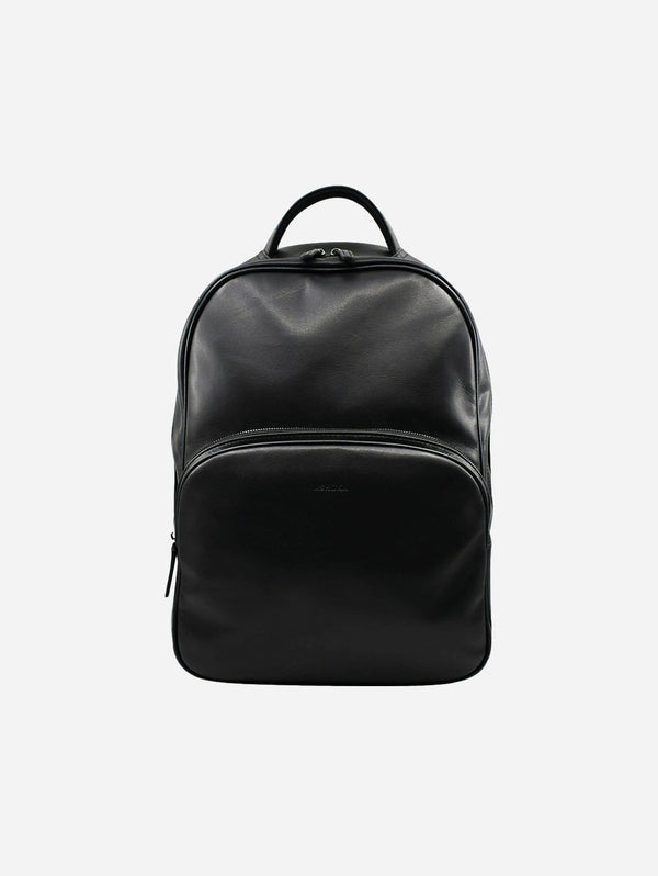 ASHOKA Paris Raphaël Vegan Leather Backpack | Black