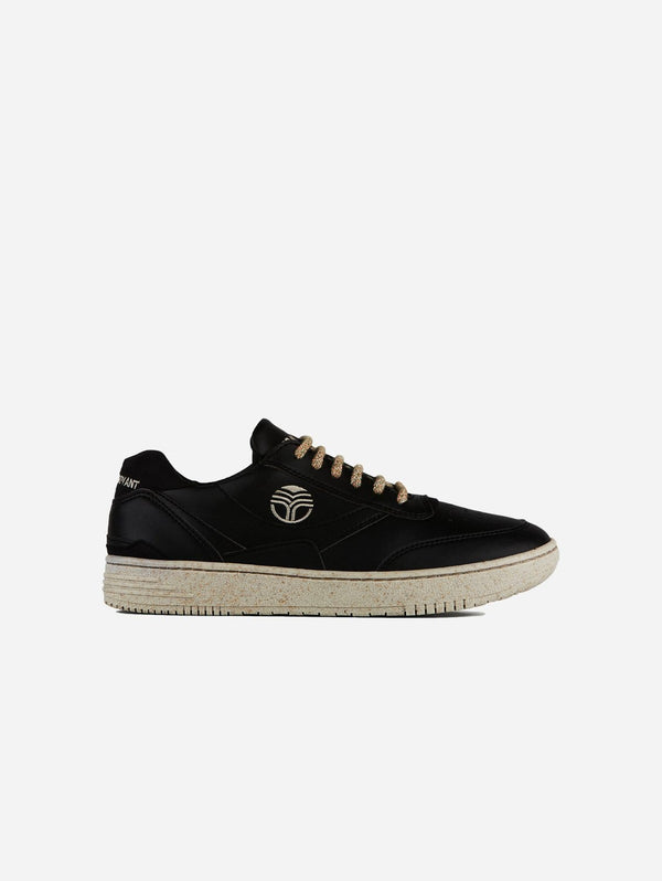 BEFLAMBOYANT UX-68 Vegan Leather Trainers | Noir