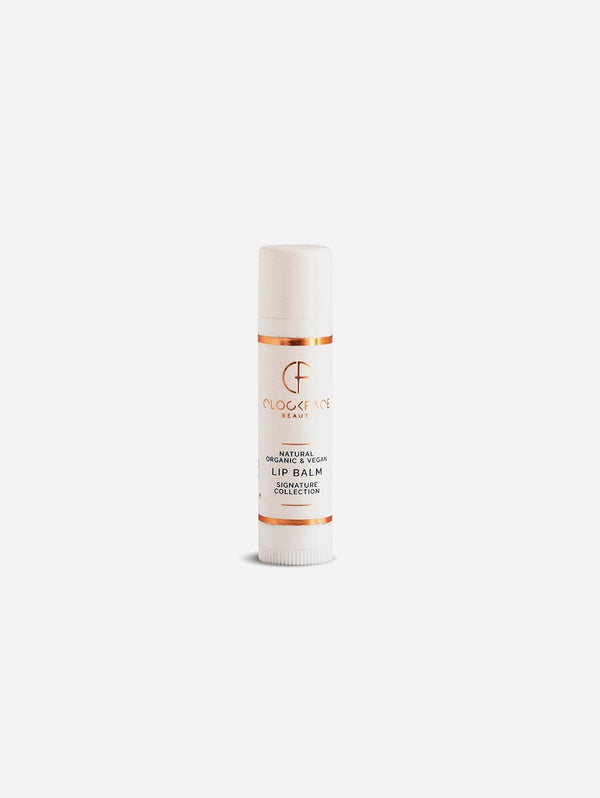 Clockface Beauty Lip Balm - Signature Collection 5ml