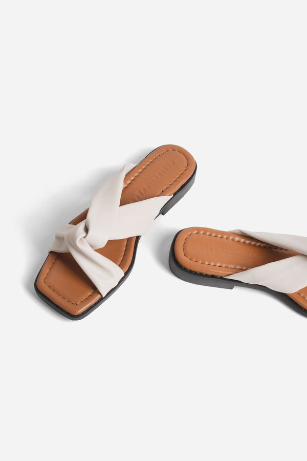 Collection and Co FILIA Sandal, Off white