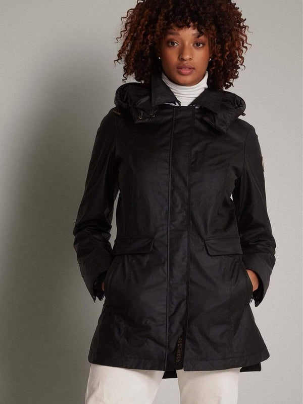 CULTHREAD Sutherland Rain-Proof Waxed Cotton Vegan Coat