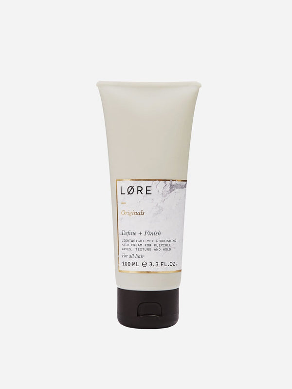 LØRE Originals Define + Finish Hair Cream | 100ml