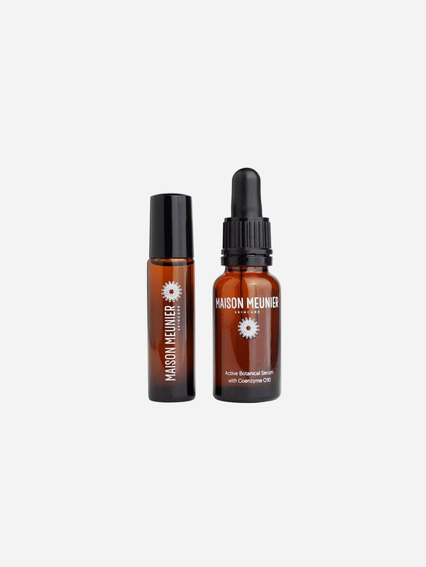 Maison Meunier Active Botanical Facial Serum with Coenzyme Q10 | 30ml