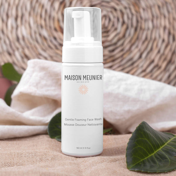 Maison Meunier Gentle Foaming Face Wash | Honeysuckle & Frangipani 150ml
