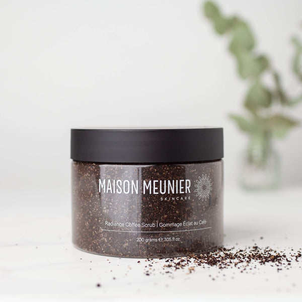 Maison Meunier Radiance Face & Body Scrub | Grapefruit 200g