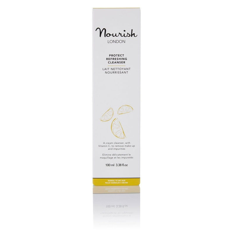 Nourish London Protect Refreshing Vitamin C Cleanser | 100ml 100 ml