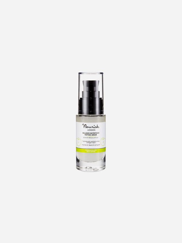 Nourish London Balancing & Nourishing Antioxidant Peptide Serum | 30ml 30 ml
