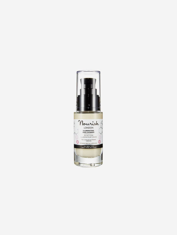 Nourish London Illuminating Anti-Ageing Face Shimmer | 30ml 30 ml