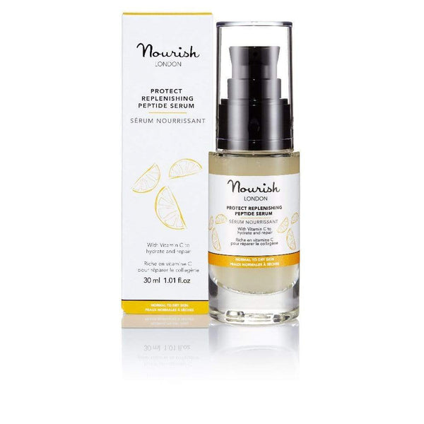 Nourish London Protect Replenishing & Firming Peptide Serum | 30ml 30 ml