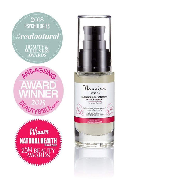 Nourish London Radiance Rejuvenating Peptide Serum | 30ml 30 ml