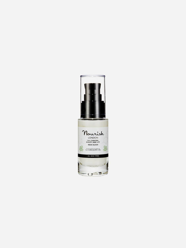 Nourish London T.S.L Tighten, Sculpt & Lift Neck Elixir | 30ml 30 ml
