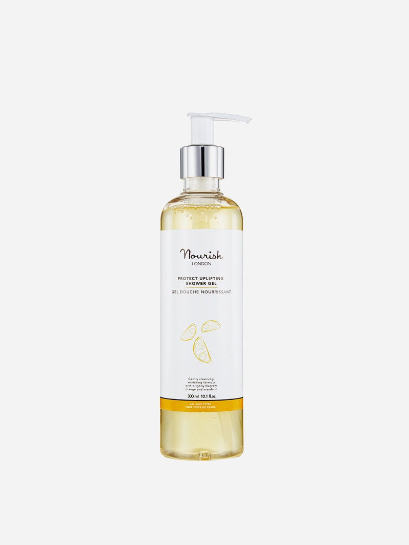 Nourish London Protect Uplifting Shower Gel | 300ml 300 ml