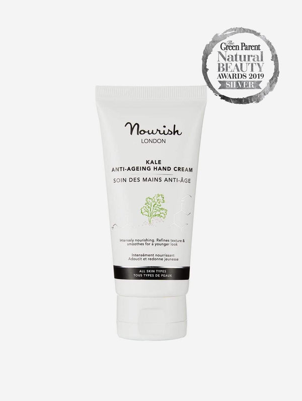 Nourish London Kale Extract Anti-Ageing Hand Cream | 50ml 50 ml