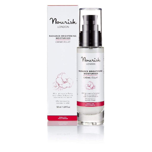 Nourish London Radiance Brightening & Hydrating Moisturiser | 50ml 50 ml