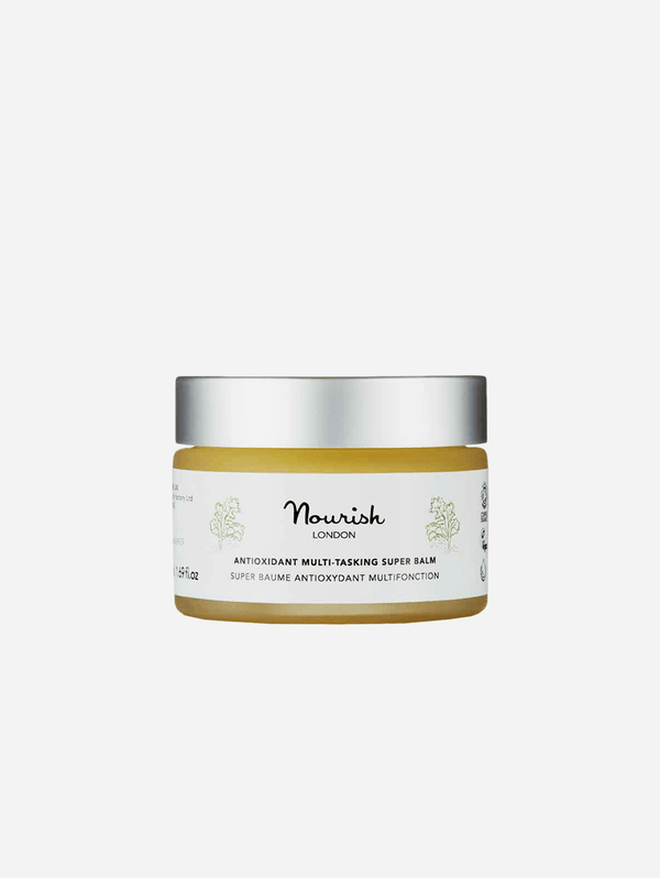 Nourish London Antioxidant Multi-Tasking Cleanser/Super Balm | 15-50ml