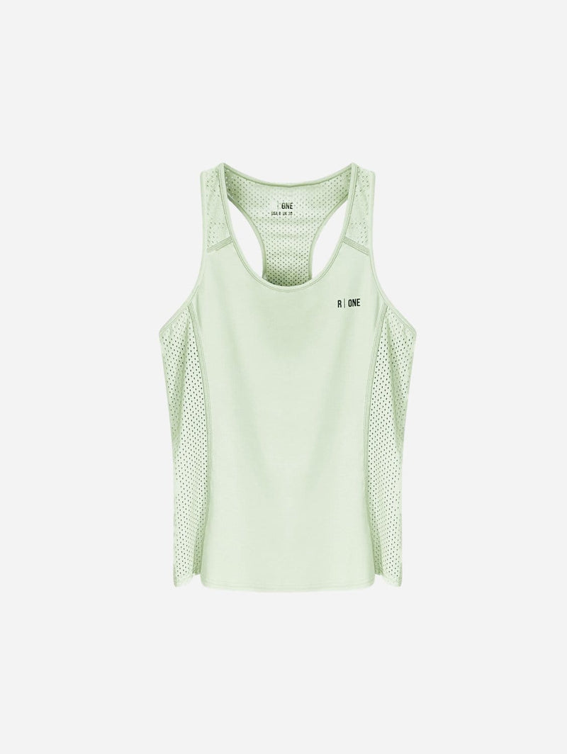 Reflexone B-Confident Recycled Material Sports Vest | Misty Jade