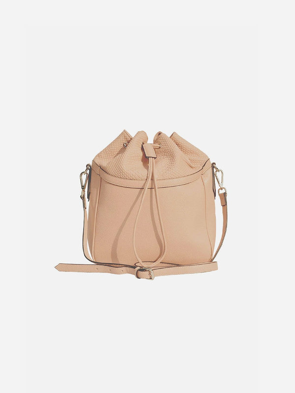 STORY 81 Pia Lightweight Contemporary Bucket Bag