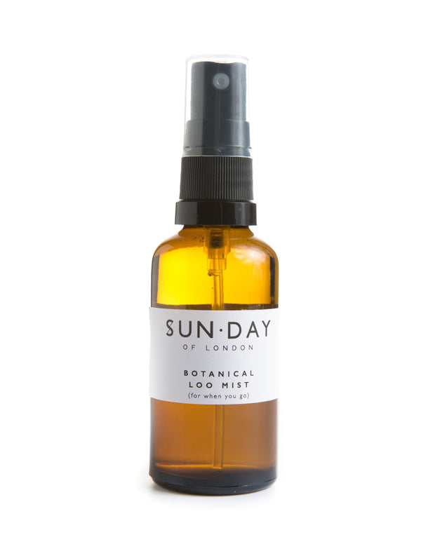 Sun.day of London Botanical Loo Mist | 50-100ml
